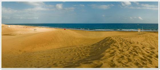 spiaggia maspalomas