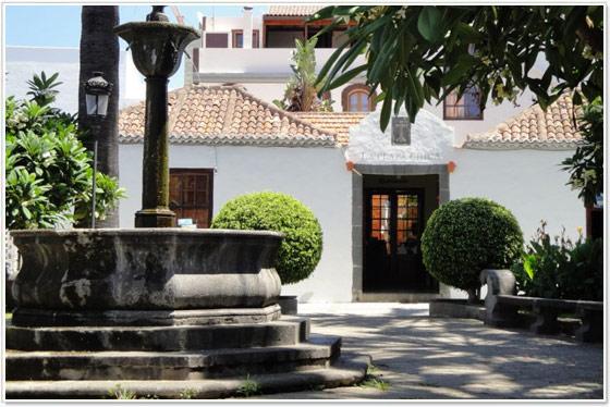 Plaza Elìas Santos Abreu Los Llanos de Aridane