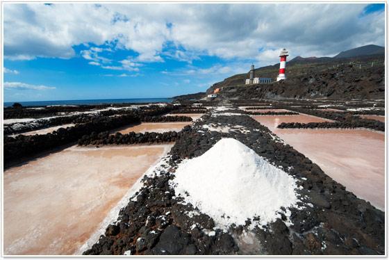 Saline Fuencaliente de La Palma
