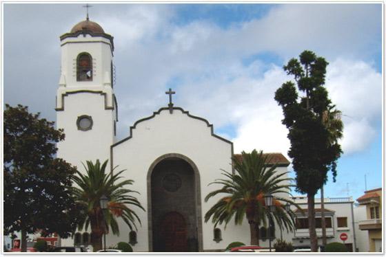 Iglesia Nuestra Senora De Montserrat San Andrés y Sauces, La Palma
