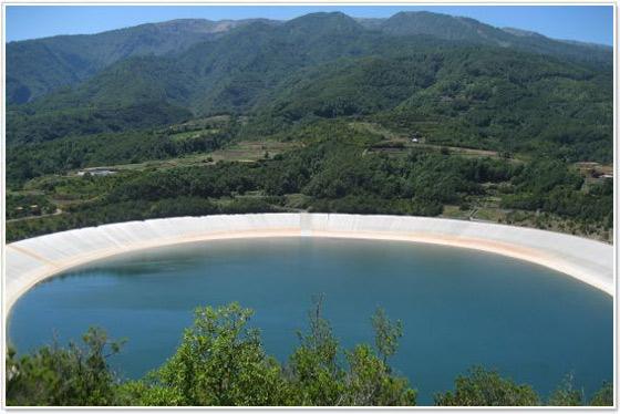 Laguna de Barlovento La Palma