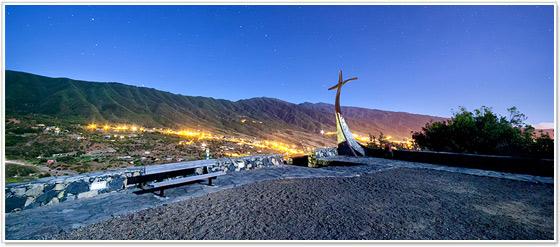 Montaña la Breña La Palma