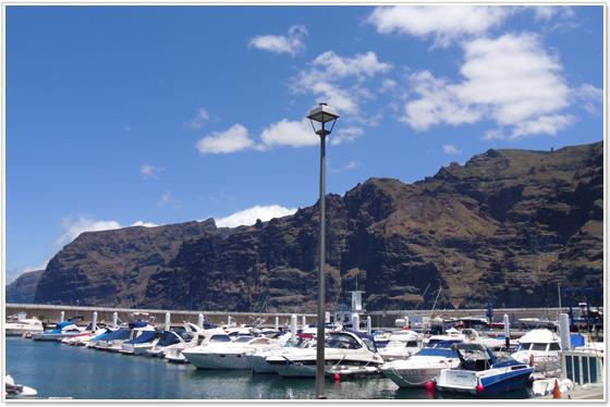 Porto Los Gigantes - Tenerife