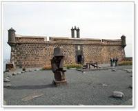 Castillo de San Josè, Arrecife