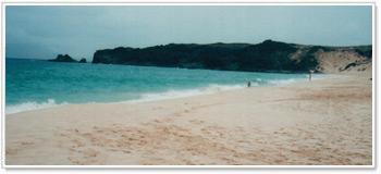 Spiaggia las Conchas, La Graciosa, Lanzarote