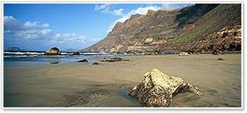 Spiaggia di Famara, Lanzarote