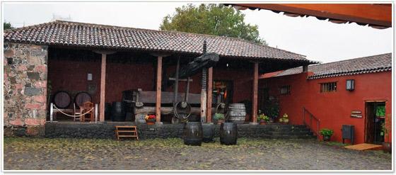 Casa del Vino la Baranda, El Sauzal (Tenerife)