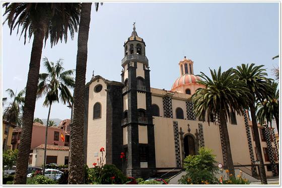 Iglesia de Nuestra Señora de la Concepción, La Orotava