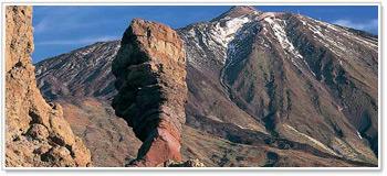 Panorama Parco Nazionale del Teide