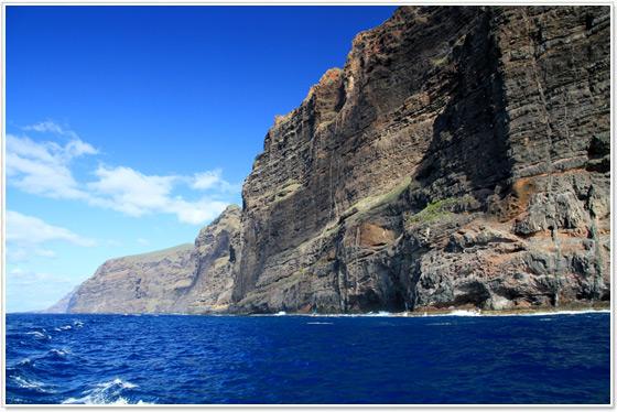 Scogliere dei Giganti, Los Gigantes (Tenerife)