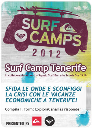 Surf Camp Tenerife