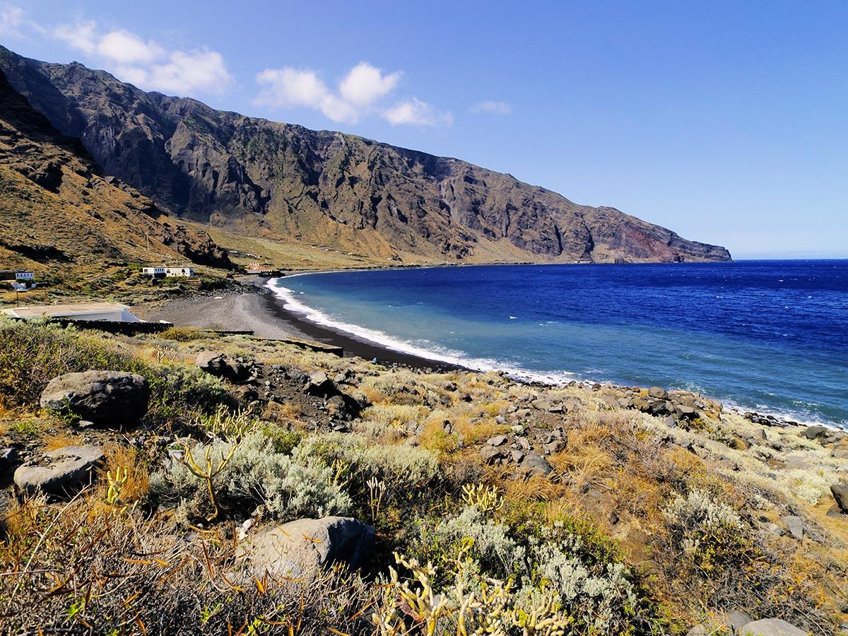 Las Playas, Hierro