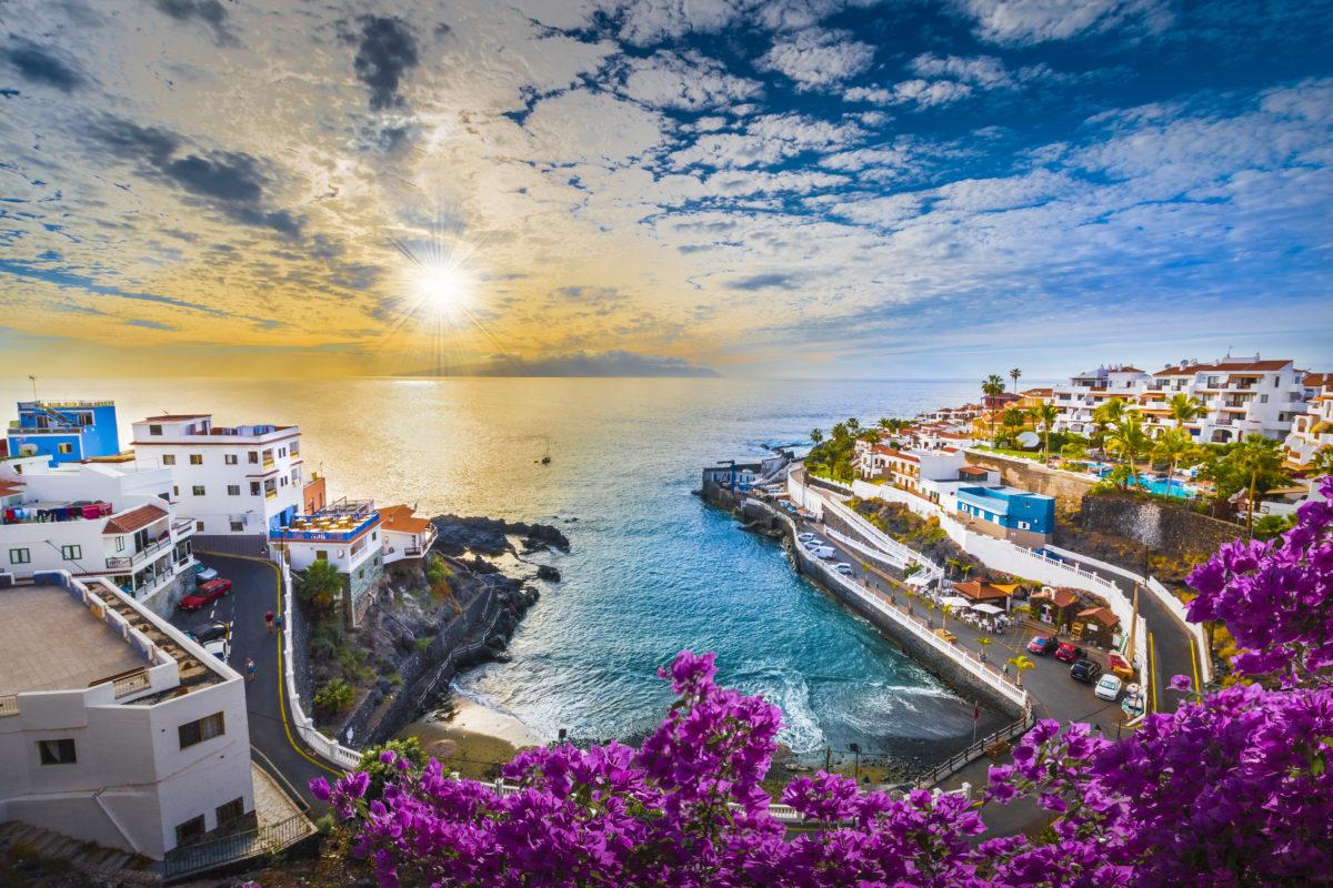 Puerto de Santiago - Tenerife